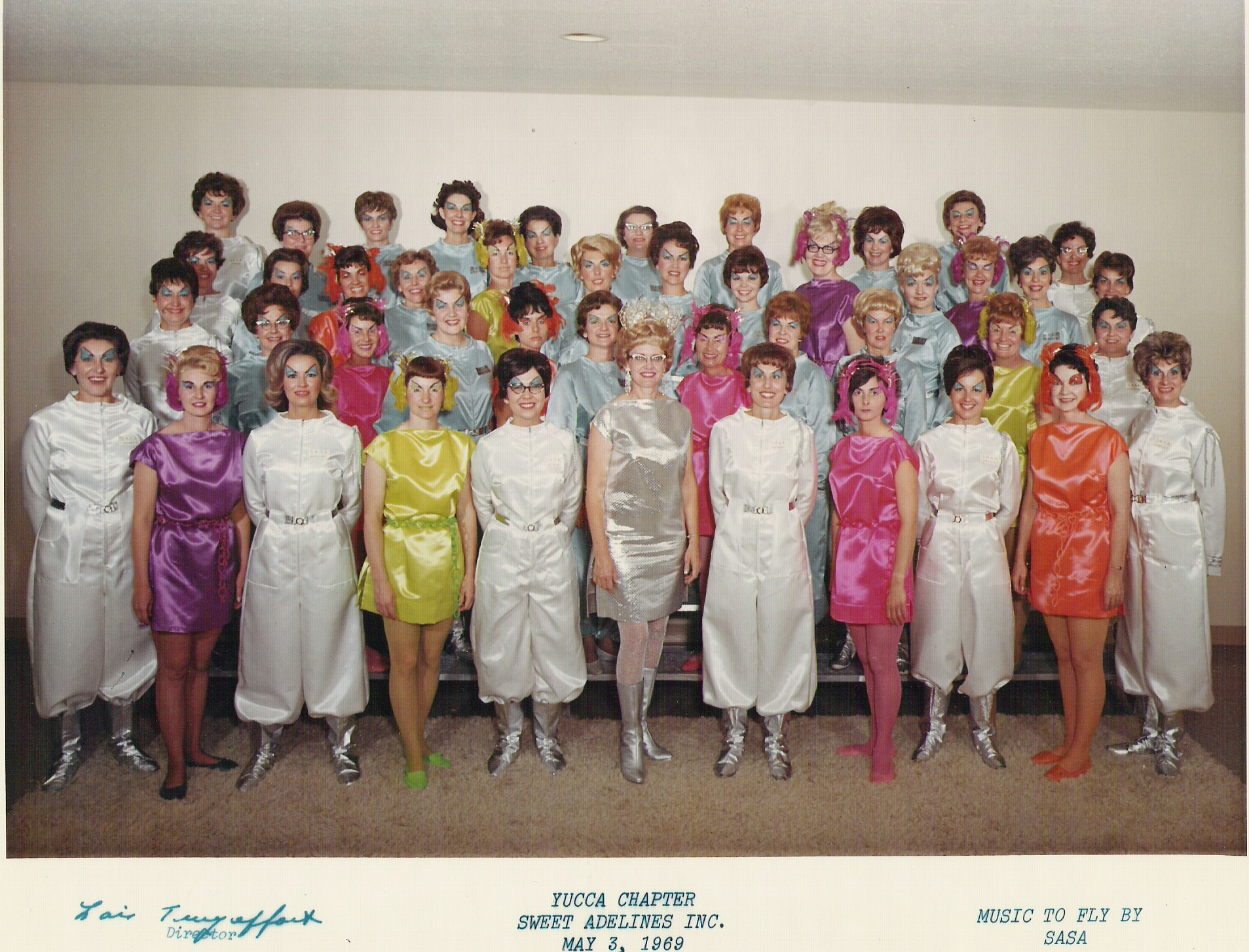 1968 Sweet Adelines Convention